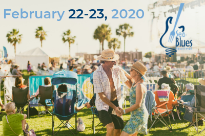 Clearwater Sea-Blues Festival, February 22-23, 2020
