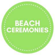 Beach Ceremonies BUTTONS
