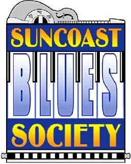 Suncoast Blues Society Logo